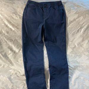 Denim & Co. Straight leg jeans